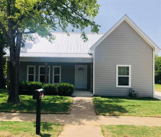 512 Willingham Street, Cleburne, TX 76031 (MLS #14380419) :: Robbins Real Estate Group