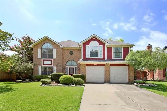 355 Hopewell Street, Grand Prairie, TX 75052 (MLS #14380426) :: Team Hodnett