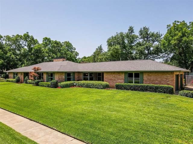 1160 N Neblett Street, Stephenville, TX 76401 (MLS #14380445) :: EXIT Realty Elite