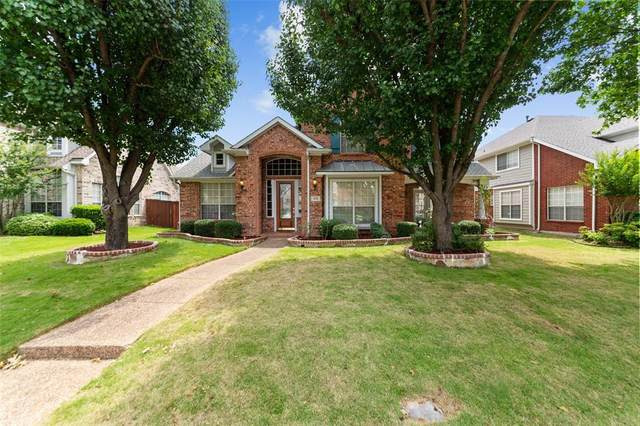 208 Bricknell Lane, Coppell, TX 75019 (MLS #14380461) :: The Rhodes Team