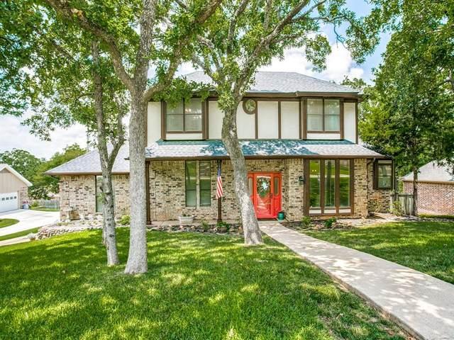 103 Forest Hill Drive, Trophy Club, TX 76262 (MLS #14380477) :: Justin Bassett Realty