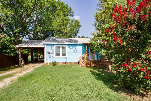 1131 S Pine Street, Grapevine, TX 76051 (MLS #14380483) :: The Rhodes Team