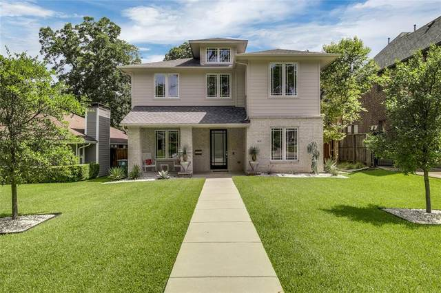 6010 Belmont Avenue, Dallas, TX 75206 (MLS #14380493) :: Justin Bassett Realty
