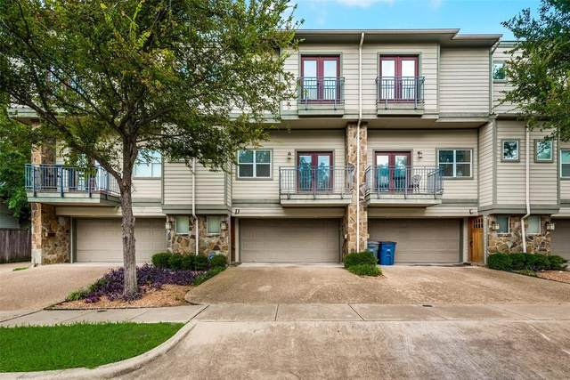 5814 Hudson Street D, Dallas, TX 75206 (MLS #14380519) :: EXIT Realty Elite