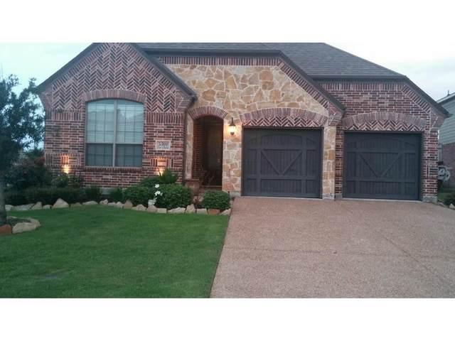 5301 Fox Chase Drive, Mckinney, TX 75071 (MLS #14380530) :: Tenesha Lusk Realty Group