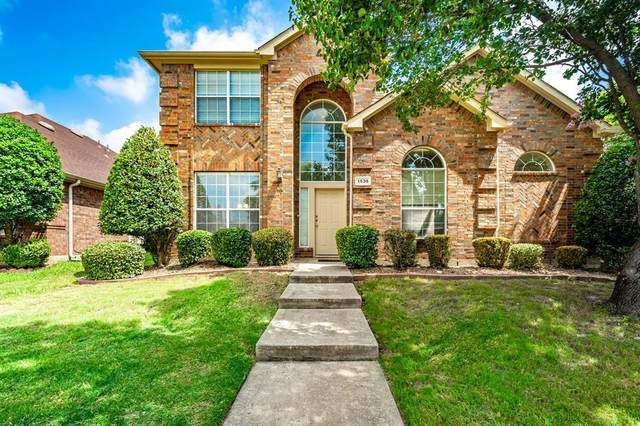 1535 Northaven Drive, Allen, TX 75002 (MLS #14380535) :: Baldree Home Team