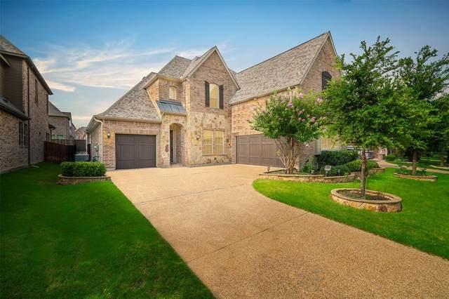 1525 Hennessey Drive, Allen, TX 75013 (MLS #14380539) :: The Good Home Team