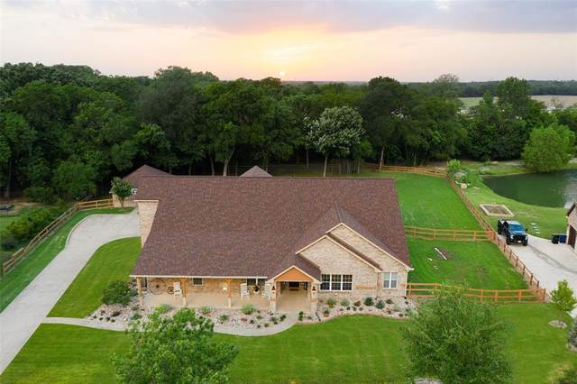 68 Trailridge Drive, Melissa, TX 75454 (MLS #14380540) :: The Heyl Group at Keller Williams