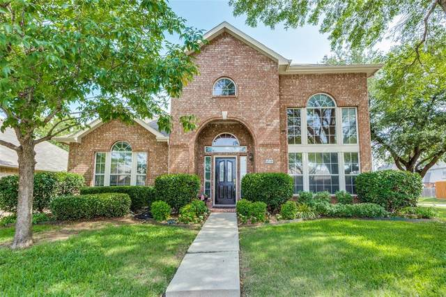 4536 Ridgepointe Drive, The Colony, TX 75056 (MLS #14380541) :: The Chad Smith Team