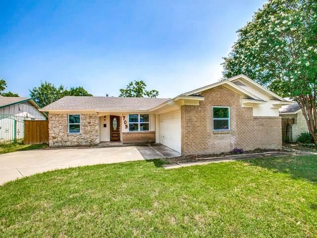 709 Pinehurst Drive, Richardson, TX 75080 (MLS #14380558) :: Team Hodnett