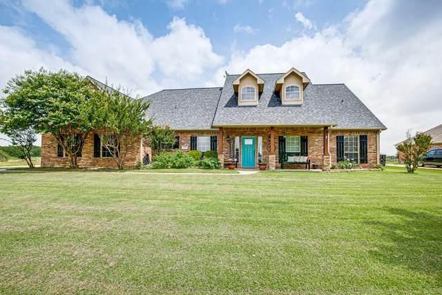 8980 Par Five Drive, Crandall, TX 75114 (MLS #14380572) :: The Kimberly Davis Group
