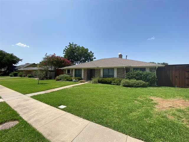 1014 Oxfordshire Drive, Carrollton, TX 75007 (MLS #14380579) :: Trinity Premier Properties