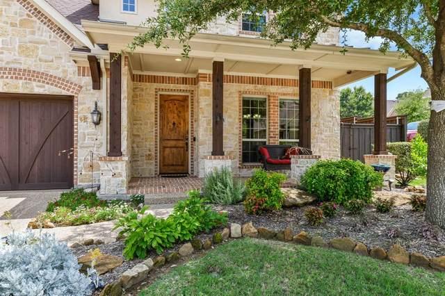 4633 Trevor Trail, Grapevine, TX 76051 (MLS #14380582) :: The Rhodes Team