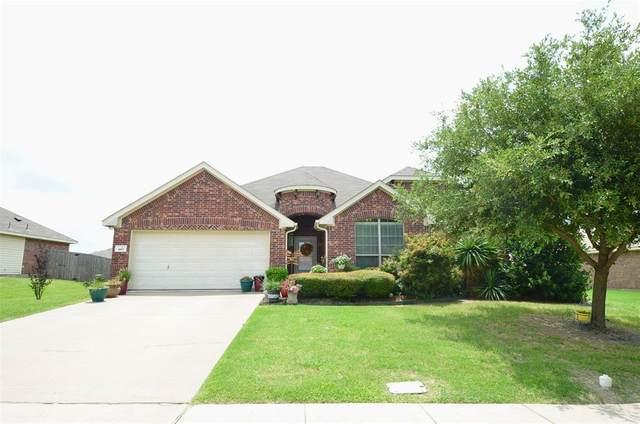 107 Harvest Way, Crandall, TX 75114 (MLS #14380606) :: The Kimberly Davis Group