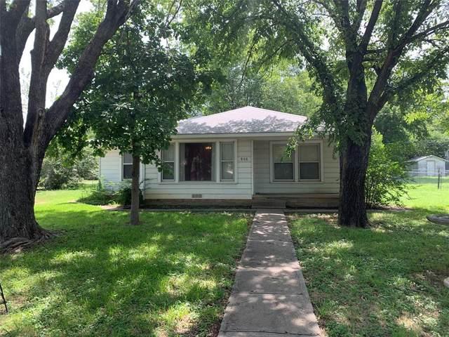 908 15th Street, Bridgeport, TX 76426 (MLS #14380610) :: Team Hodnett