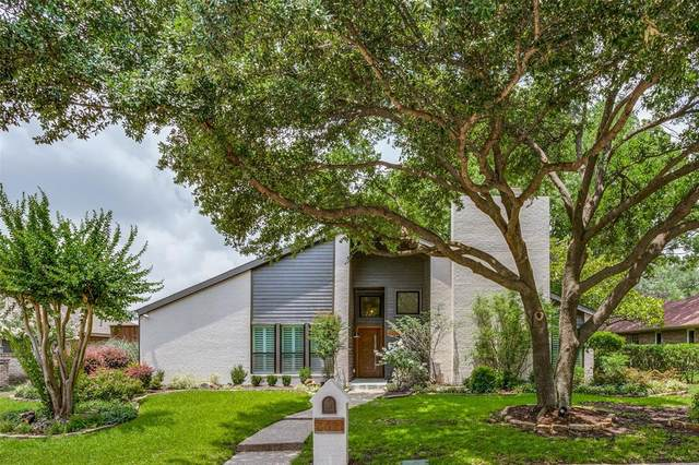 6621 Elvedon Drive, Dallas, TX 75248 (MLS #14380612) :: Justin Bassett Realty