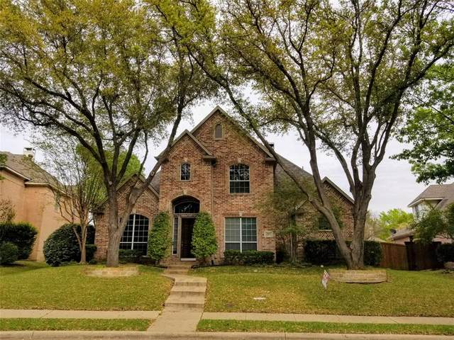 820 Rolling Meadows Court, Allen, TX 75013 (MLS #14380623) :: The Kimberly Davis Group