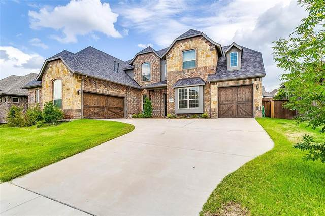 133 St Elias Drive, Burleson, TX 76028 (MLS #14380637) :: Baldree Home Team