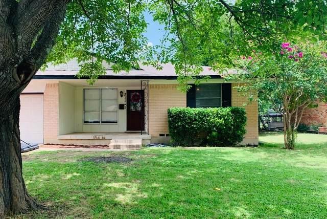 311 Harman Street, Duncanville, TX 75116 (MLS #14380650) :: Tenesha Lusk Realty Group