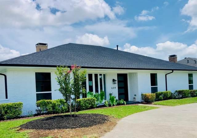 609 Harvest Glen Drive, Richardson, TX 75081 (MLS #14380654) :: Team Hodnett