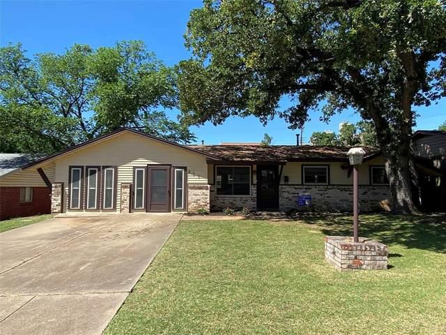 271 Belle Street, Bedford, TX 76022 (MLS #14380669) :: Team Tiller