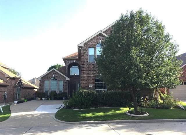 8401 Loma Alta Trail, Mckinney, TX 75070 (MLS #14380677) :: Justin Bassett Realty