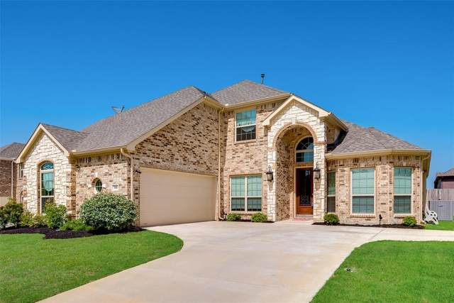 416 Mercury Court, Desoto, TX 75115 (MLS #14380713) :: The Heyl Group at Keller Williams