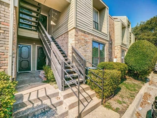 5840 Spring Valley Road #907, Dallas, TX 75254 (MLS #14380717) :: Justin Bassett Realty