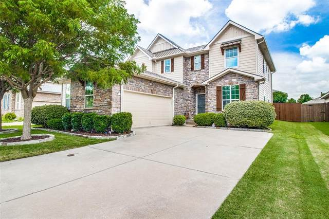 7008 Cotton Seed Drive, Mckinney, TX 75070 (MLS #14380720) :: The Heyl Group at Keller Williams