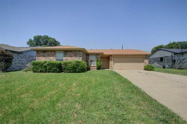 619 Plainview Drive, Mansfield, TX 76063 (MLS #14380743) :: All Cities USA Realty