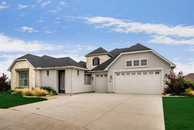 8101 Sanderling Drive, Denton, TX 76207 (MLS #14380759) :: The Daniel Team