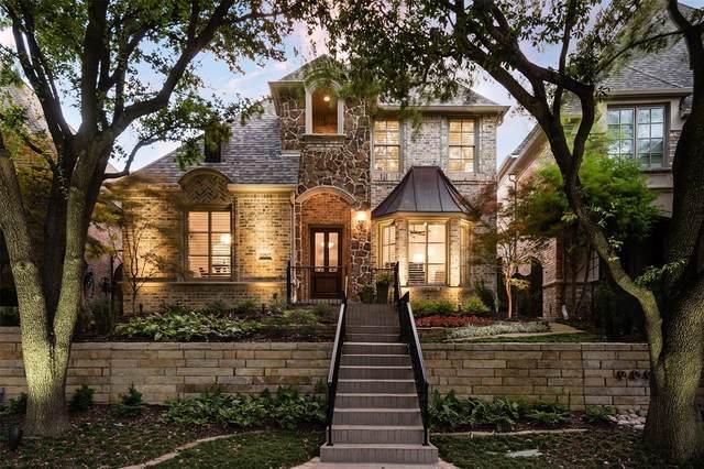 11817 Brookhill Lane, Dallas, TX 75230 (MLS #14380763) :: The Good Home Team