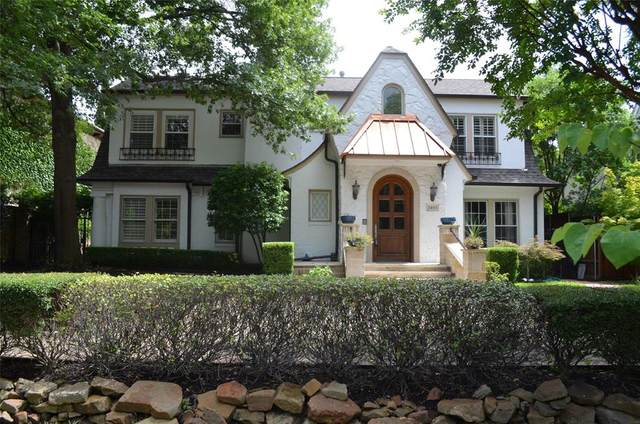 3405 Princeton Avenue, Highland Park, TX 75205 (MLS #14380774) :: All Cities USA Realty