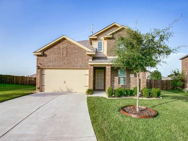 2515 Stonegate Drive, Seagoville, TX 75159 (MLS #14380776) :: The Chad Smith Team