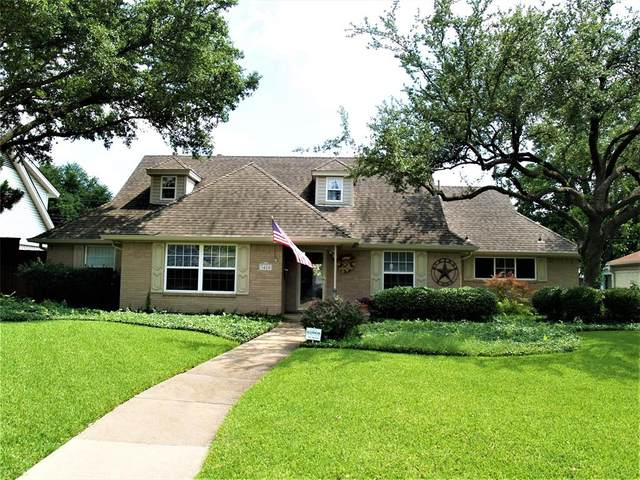 3450 Bevann Drive, Farmers Branch, TX 75234 (MLS #14380789) :: Hargrove Realty Group
