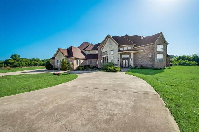 3701 Canyon Pass Trail, Burleson, TX 76028 (MLS #14380807) :: All Cities USA Realty