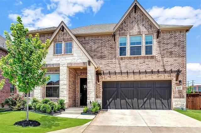 8257 Blumelia Drive, Dallas, TX 75252 (MLS #14380812) :: The Rhodes Team