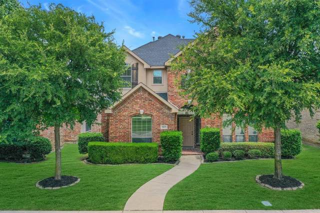 2825 Branch Oaks Drive, Mckinney, TX 75070 (MLS #14380813) :: The Daniel Team
