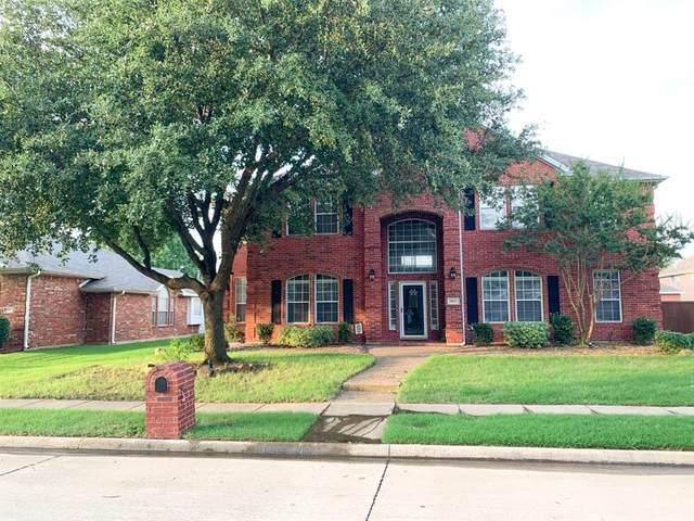 9813 Madison Drive, Frisco, TX 75035 (MLS #14380825) :: The Good Home Team