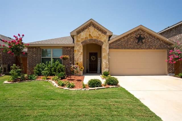 4005 Serene Drive, Heartland, TX 75126 (MLS #14380850) :: The Kimberly Davis Group