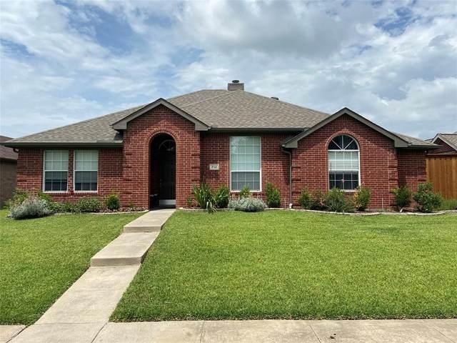 712 Bethany Lake Boulevard, Allen, TX 75002 (MLS #14380853) :: The Good Home Team