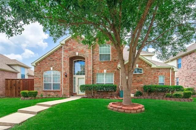 1718 Clarke Springs Drive, Allen, TX 75002 (MLS #14380856) :: The Good Home Team