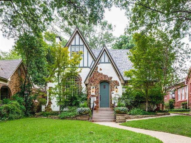 6934 Hammond Avenue, Dallas, TX 75223 (MLS #14380866) :: Justin Bassett Realty