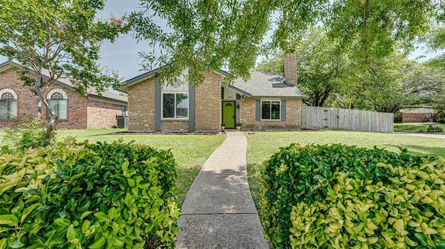 2930 Chariot Lane, Garland, TX 75044 (MLS #14380867) :: All Cities USA Realty