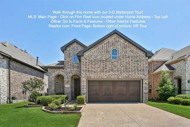 305 Palamedes Street, Lewisville, TX 75056 (MLS #14380875) :: The Kimberly Davis Group