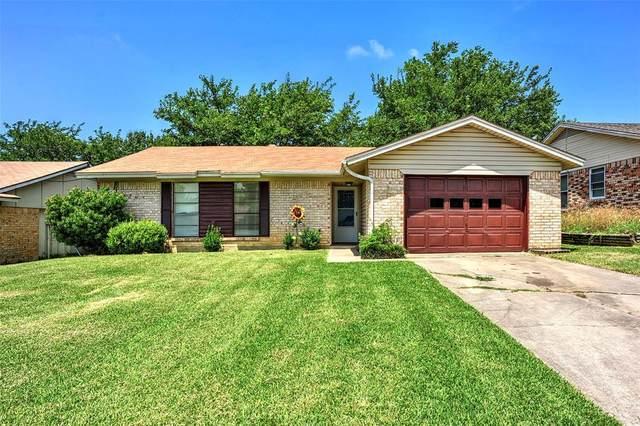 1811 Arkansas Drive, Gainesville, TX 76240 (MLS #14380880) :: Trinity Premier Properties