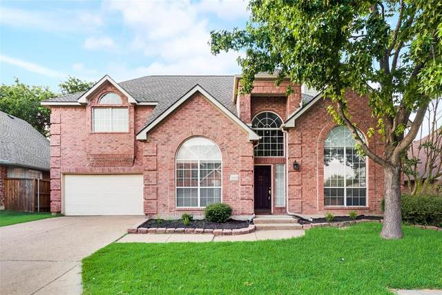 5102 Hawks Nest, Mckinney, TX 75072 (MLS #14380882) :: Potts Realty Group