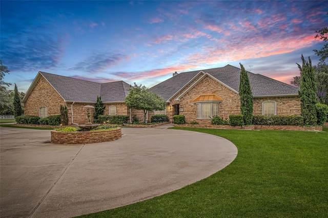13600 Willow Springs Road, Haslet, TX 76052 (MLS #14380883) :: Justin Bassett Realty