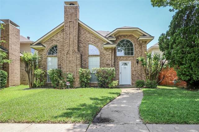 540 Lake Forest Drive, Coppell, TX 75019 (MLS #14380885) :: Tenesha Lusk Realty Group