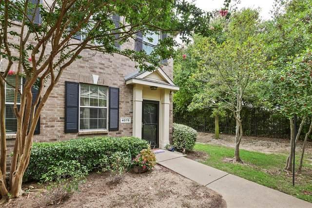 4076 Kyndra Circle, Richardson, TX 75082 (MLS #14380900) :: The Good Home Team